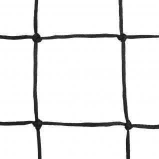 Par de redes de balonmano pe trenzado 3mm malla simple 100 Sporti France