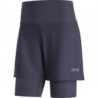 Pantalones cortos de mujer Gore R5 2in1