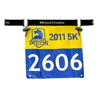 Cinturón de número Nathan Race Number 2.0