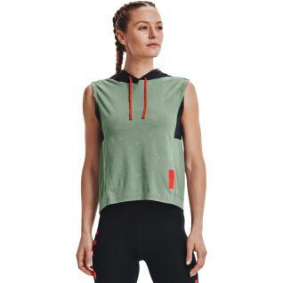 Sudadera con capucha para mujer Under Armour Run Anywhere