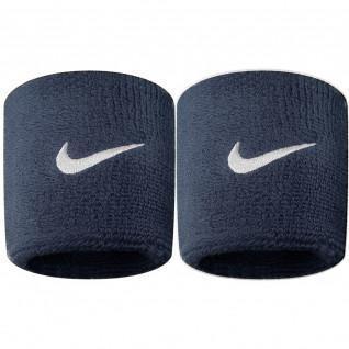 Puños de esponja Nike swoosh