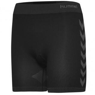 Pantalones cortos mujer Hummel First Seamless