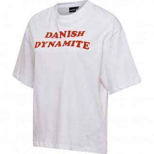 Camiseta mujer Hummel ava