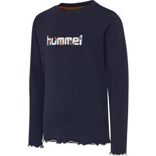 Camiseta manga larga niño Hummel hmlayaka