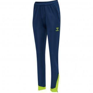 Pantalones de mujer Hummel hmllead poly
