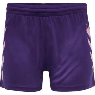 Pantalones cortos de mujer Hummel hmlhmlCORE