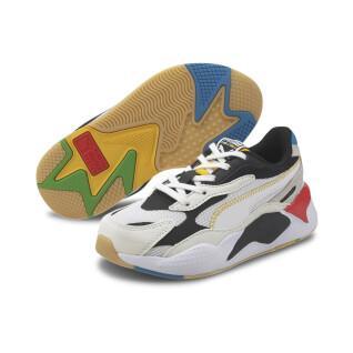 Zapatos para niños Puma RS-X³ WH PS
