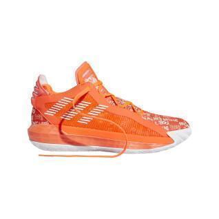 Zapatos adidas Dame 6