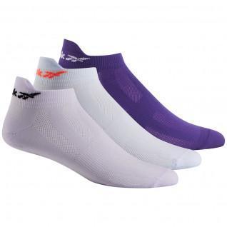 Juego de 3 pares de calcetines de mujer Reebok One Series Training