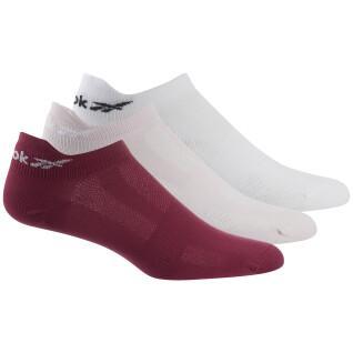 Pack de 3 pares de calcetines bajos para mujer Reebok One Series