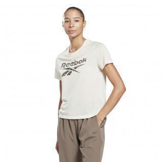 Camiseta de mujer Reebok Modern Safari Logo