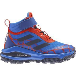 Zapatos para niños adidas Marvel Spider-Man Freelock Fortarun