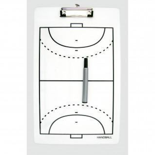 Panel táctico de balonmano Power Shot de doble cara