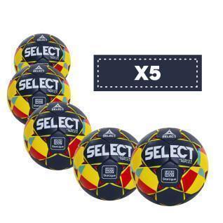 Juego de 5 globos Select Ultimate LNH Replica 2021/22