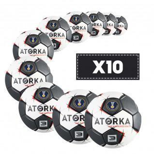 Paquete de 10 globos Atorka H900