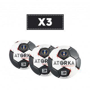 Juego de 3 globos Atorka H900