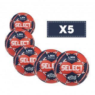 Juego de 5 globos Select Ultimate LNH Replica 2020/21