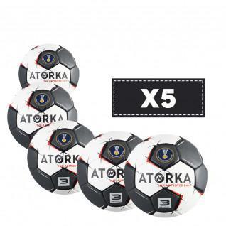 Juego de 5 globos Atorka H900