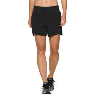 Pantalones cortos de mujer Asics Road 5.5in