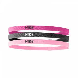 Juego de 3 cintas elásticas para la cabeza Nike