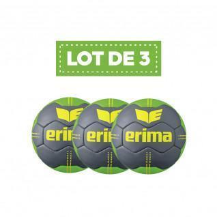Juego de 3 globos Erima Pure Grip N° 2 T2
