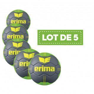 Juego de 5 globos Erima Pure Grip N° 2 T2