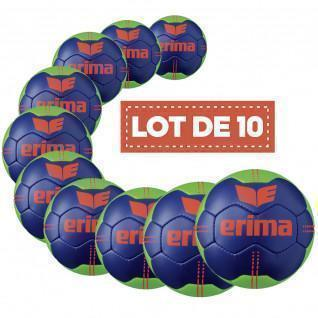 Lote 10 globos Erima Pure Grip N° 3