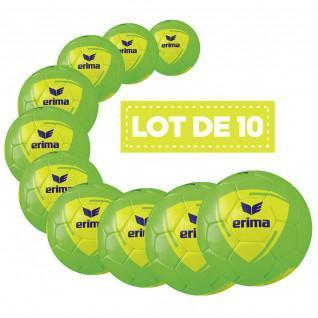 Paquete de 10 globos Erima Future Grip Pro T2