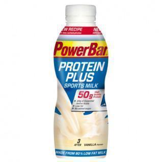 Beber PowerBar ProteinPlus Sports Milk RTD - Vanilla (12 X500ml)