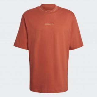 Camiseta Adidas logo centré