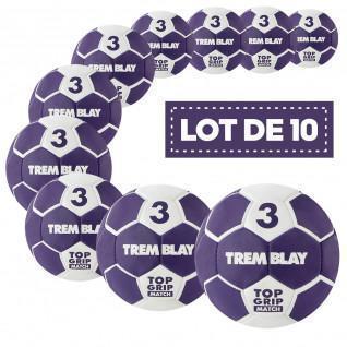 Lote de 10 globos Tremblay top grid de 2ª generación