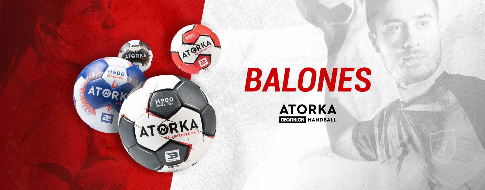 Balones Atorka