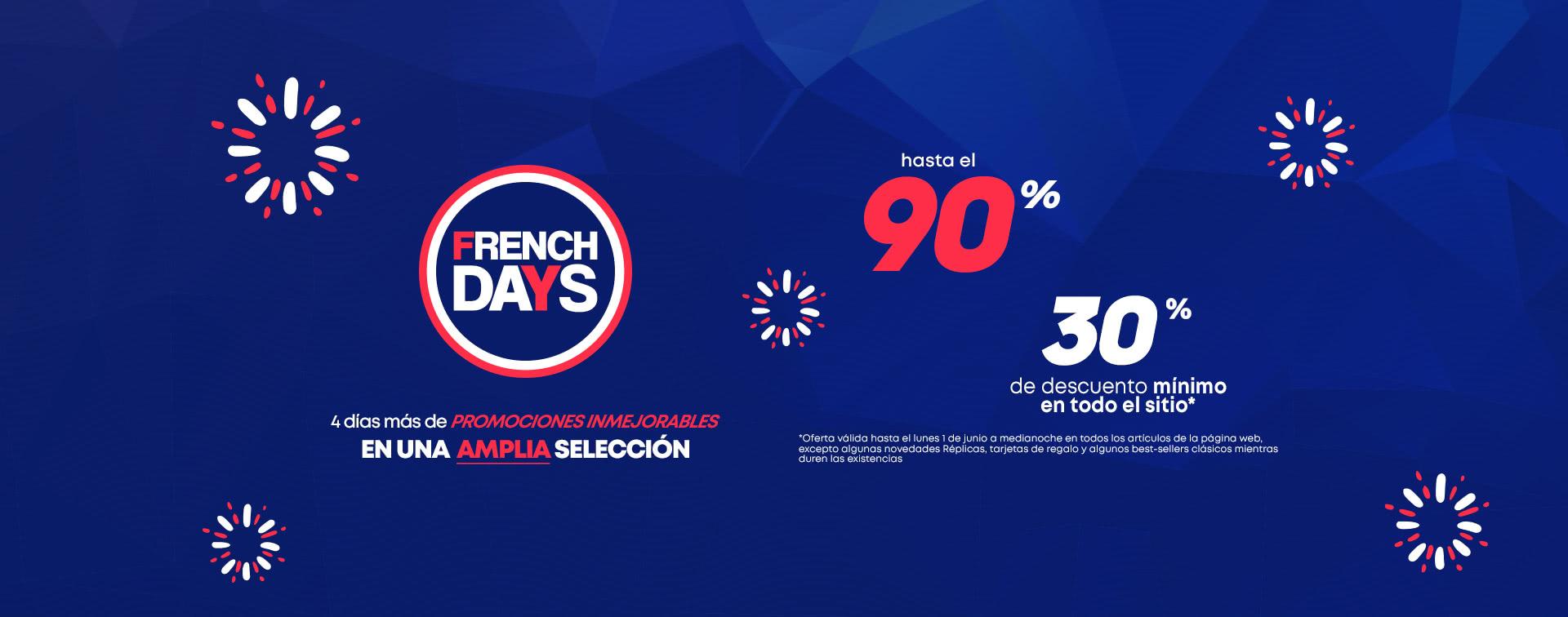 French Days -20% min.