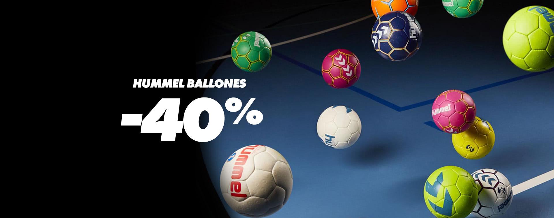 Hummel ballones -40%