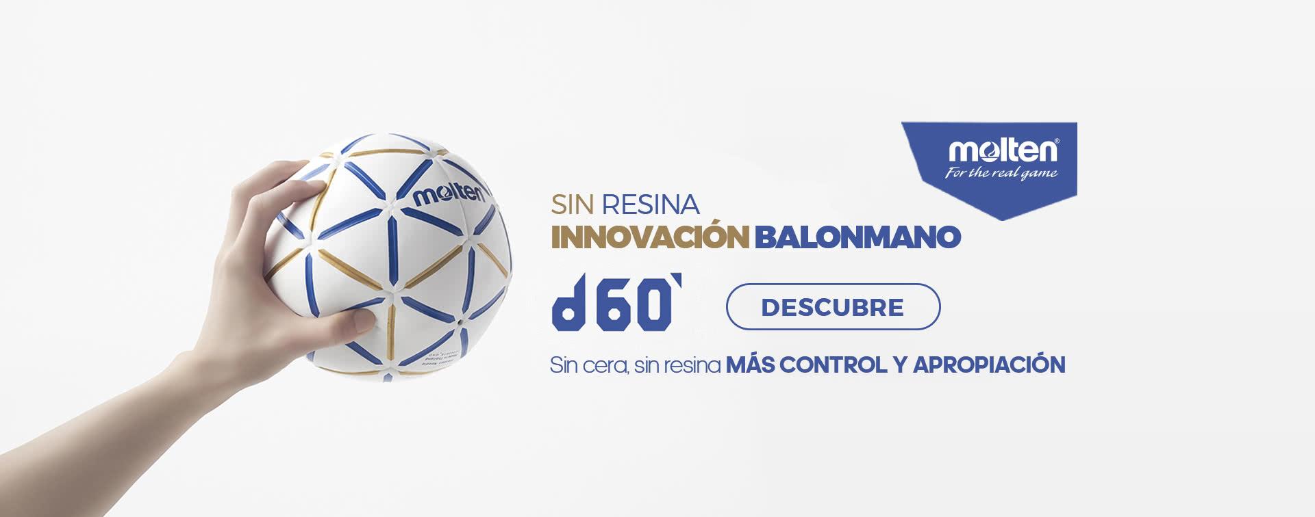 Molten nuevo balon d60