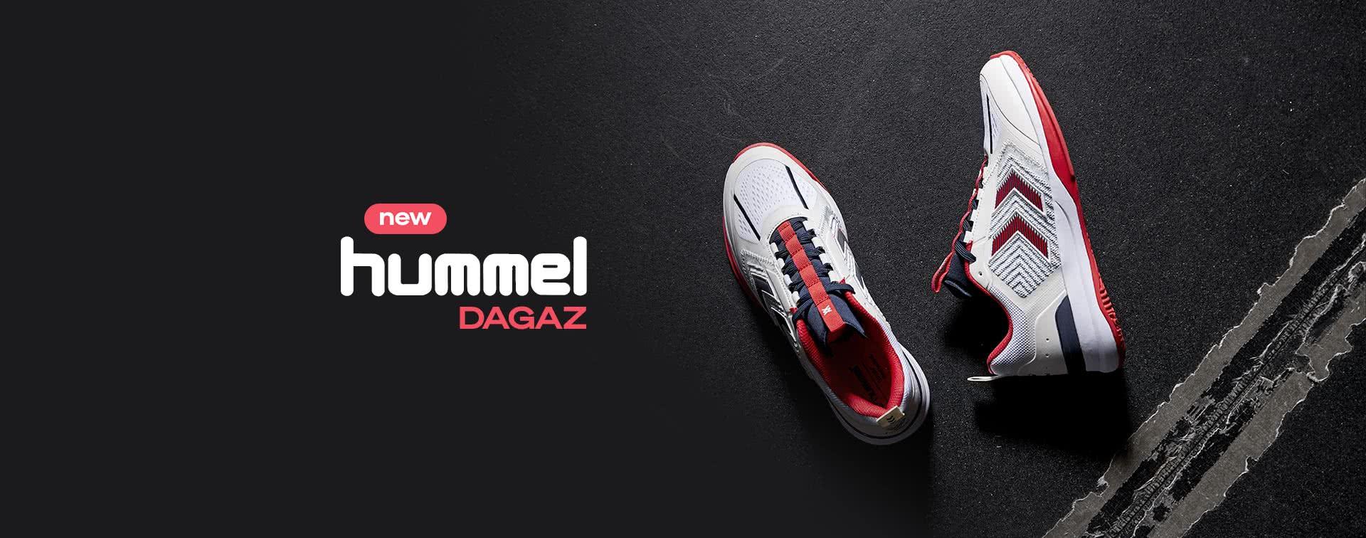 Zapatillas de balonmano Hummel
