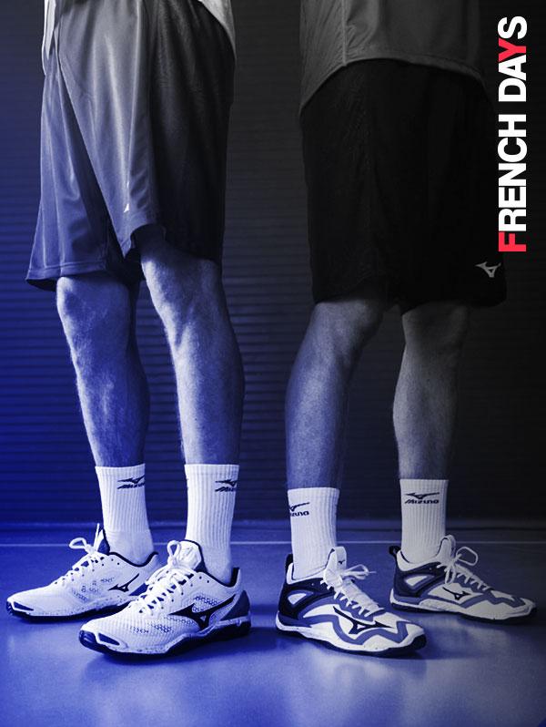 Nuevas zapatillas de balonmano